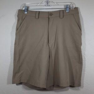 Under Armour nylon bermuda  shorts size 32 R